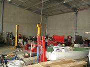 EVANS HEAD MECHANICAL WORKSHOP FOR SALE