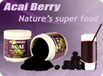 Improve your Health with Pure and Organic Acai Berry Products