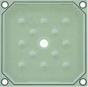 Welded Membrane Filter Plate