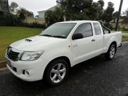 2013 Toyota Toyota Hilux SR 2013 x/cab diesel 2wd
