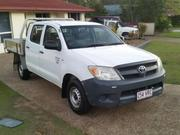 Toyota Hilux 2005 Toyota Hilux 4x2 Workmate Dualcab Trayback st