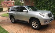Toyota Landcruiser Prado 69000 miles