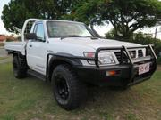 nissan patrol 2000 Nissan Patrol 4.2TDi (4x4) Intercooled Turbo