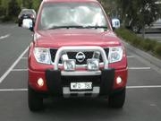 nissan navara 2008 Nissan Navara ST-X D40 Auto 4x4