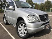 Mercedes-benz 2000 2000 Mercedes-Benz ML430 Luxury Auto 4x4 MY00