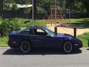 1987 chevrolet Supercharged 1987 manual C4 Corvette RHD