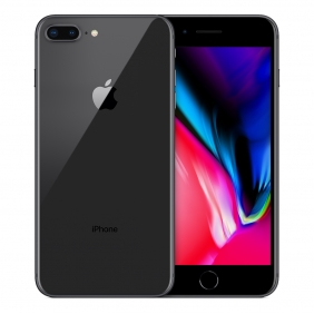 Apple iPhone 8 plus 256GB Space Gray-New-Original, Unlocked Phone