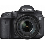 Canon - EOS 7D Mark II DSLR Camera with EF-S 18-135mm IS