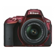 Nikon - D5500 DSLR Camera with AF-S DX NIKKOR 18-55mm f/3.5-5.6G